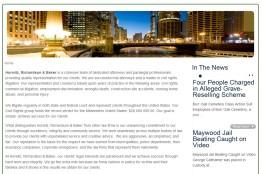 Attorney Website Development