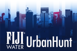 FIJI Water Urban Hunt